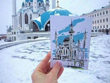 Экскурсии и гиды - Казань