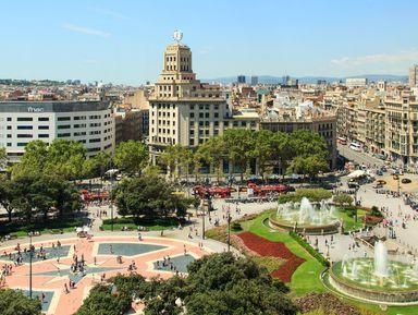 Квест «Секреты Барселоны»