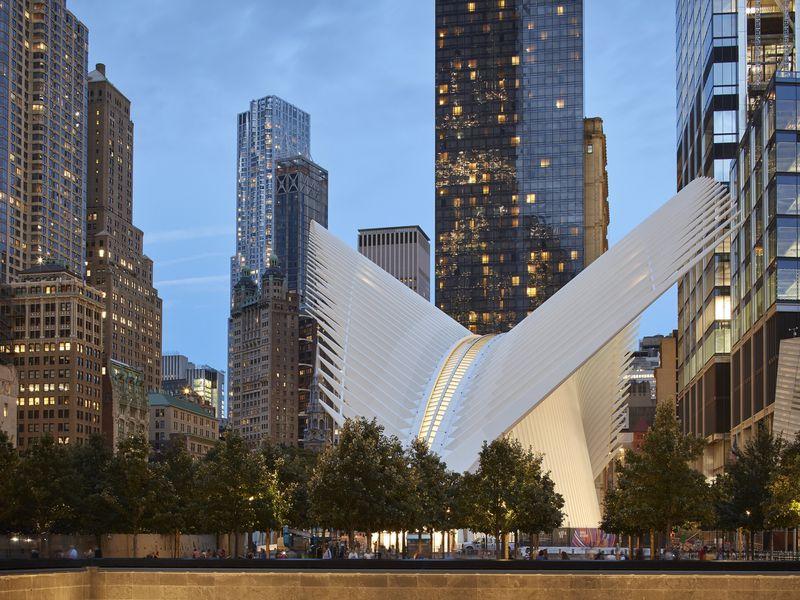 Экскурсия Архитектура Нью-Йорка: отколоний кнебоскребам