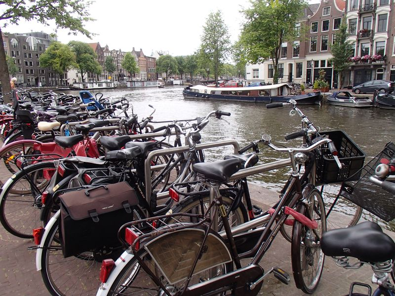 Экскурсия Верхом на двухколесном друге по Амстердаму и округе!