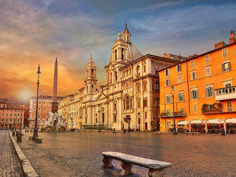 Экскурсия Влюбиться в Рим за три часа!