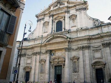 Рим с двойным дном: квест-охота за философским камнем