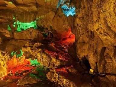 Тьма тысячелетий... Таинственный мир Воронцовских пещер