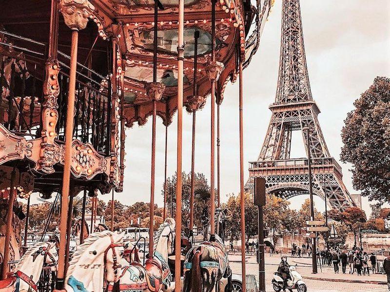 Экскурсия Париж с открытки: инстаграм-прогулка