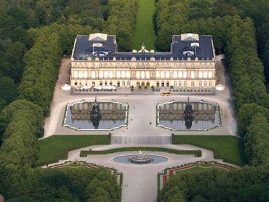 Дворец Херренкимзе: тайны баварского Версаля на озере