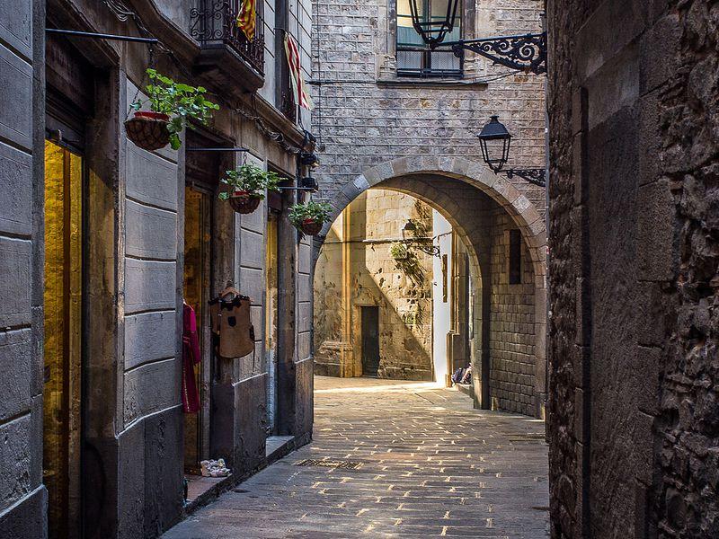 Экскурсия Готический квартал — сердце Барселоны