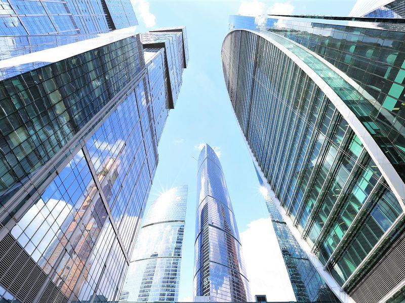 Экскурсия Идеи стеклянной архитектуры на прогулке по Москва-Сити