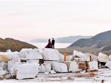 Мраморный карьер— сокровище Прибайкалья