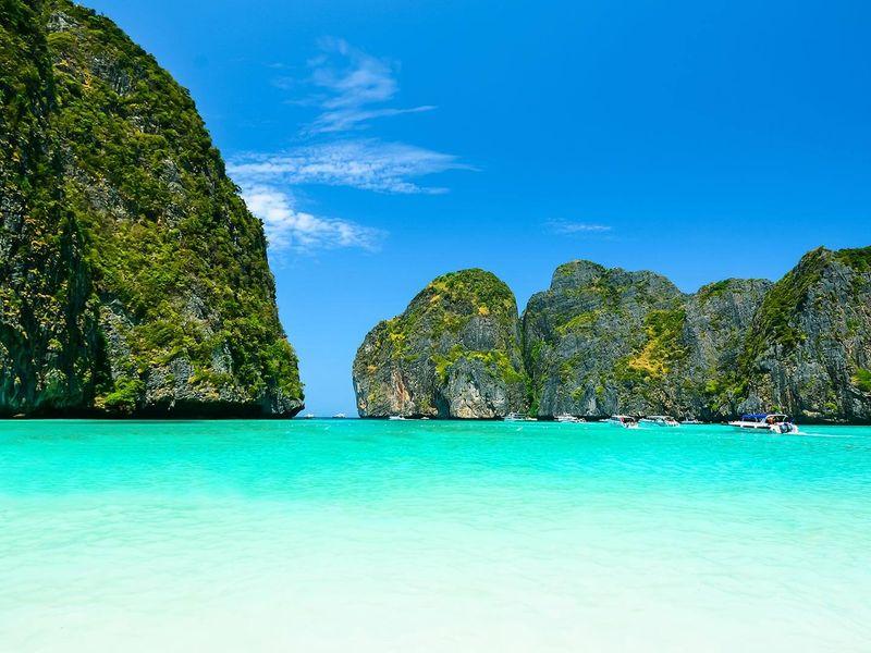 Яркие острова Пхи-Пхи
