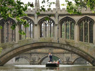 Тур в Кембридж