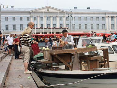 Хельсинки — городские легенды и местные традиции