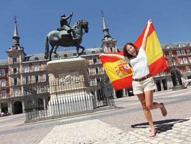 Мадрид для одного