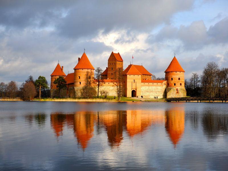 Экскурсия Один день в Литве: Вильнюс и Тракай