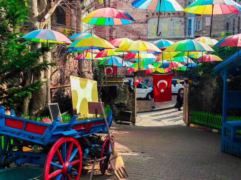 Экскурсия Стамбул изнутри