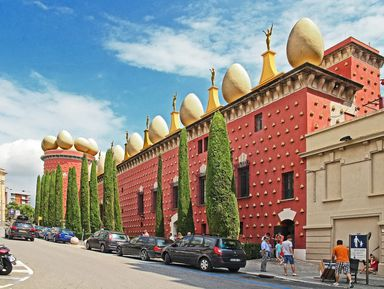 Фигерас и театр-музей Сальвадора Дали