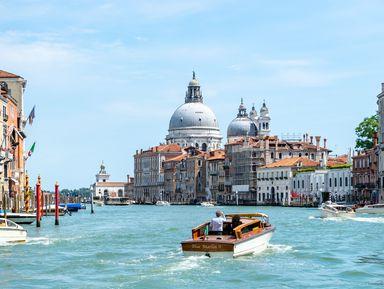 Все символы Венеции наонлайн-прогулке поГранд-каналу