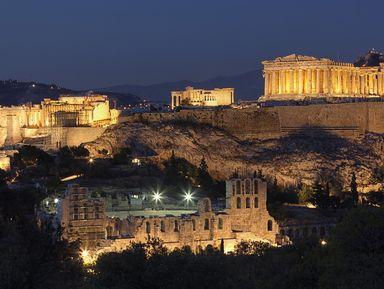 От Акрополя до Некрополя: понять мир классической Греции