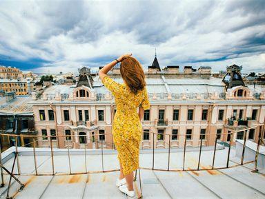"""Экскурсия """"Фотосессия на питерской крыше!"""": фото"""