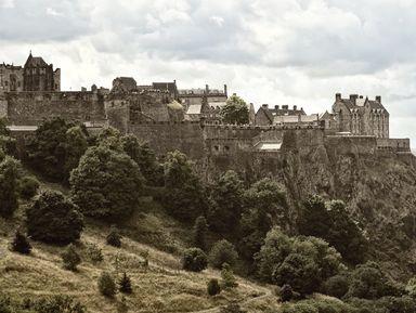Экскурсия в Эдинбурге: Живописные заметки Роберта Льюиса Стивенсона
