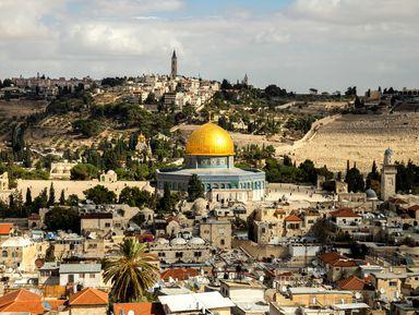 ИзЭйлата— в Иерусалим иВифлеем