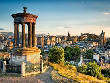 Экскурсии и гиды - Эдинбург