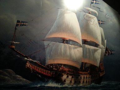 Музей Васа. История одного кораблекрушения