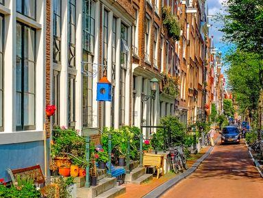 Истории центра Амстердама, Больших каналов и Йордаана