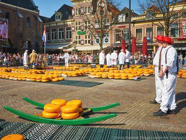 Маленькая Голландия: Эдам и Волендам
