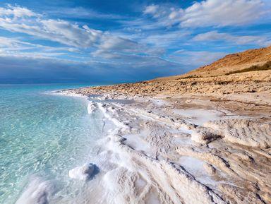 Из Иерусалима — на Мертвое море!