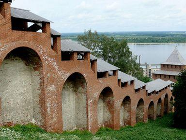 Историческая квест-игра в Нижегородском Кремле