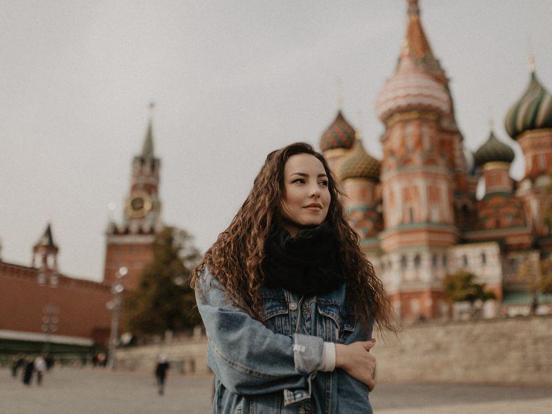 Экскурсия Фотопрогулка по улочкам Москвы