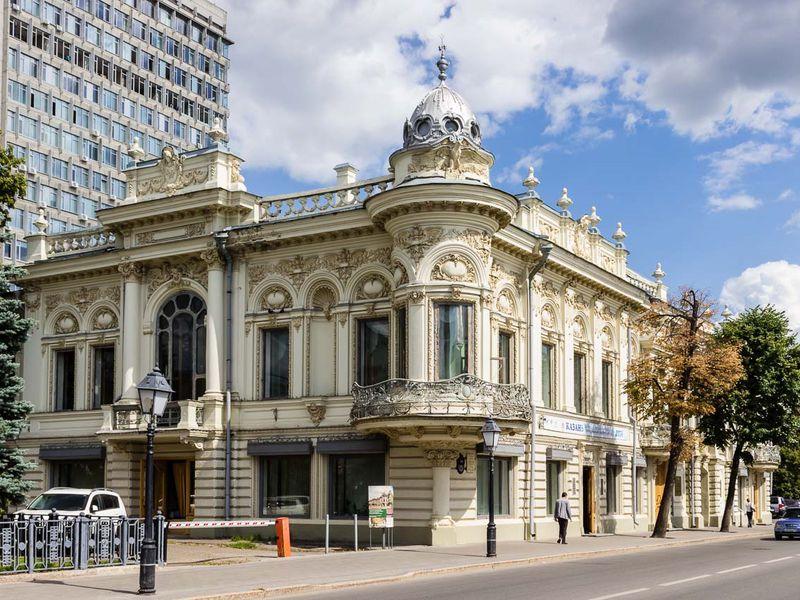 Центр Казани, древний Кремль иостров Свияжск— за1 день!