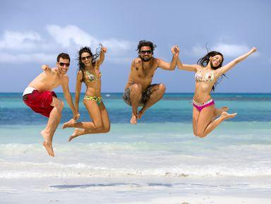 Морские развлечения на необитаемом острове Ко Пай