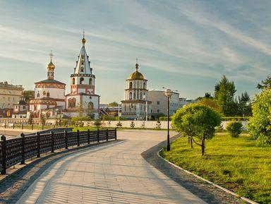 Архитектурная онлайн-прогулка по Иркутску