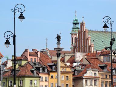 Варшава сквозь века