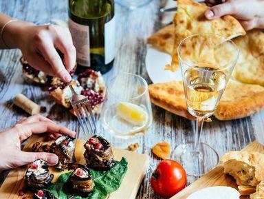 Supraнавтика — ужин-экскурсия с тамадой