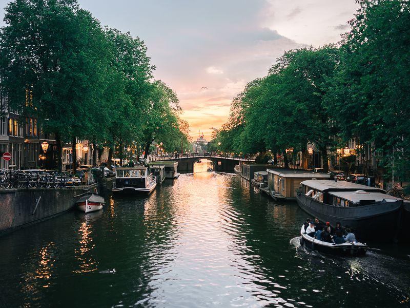 Экскурсия Главное вАмстердаме за2часа