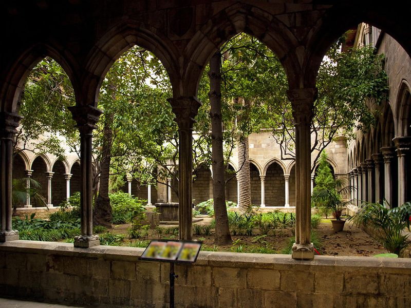 Экскурсия Барселона— источники жизни, или самое интересное за3часа