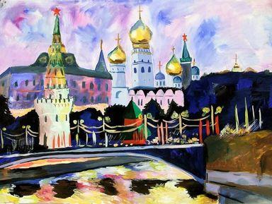Московский Кремль для детей. Чудеса сказочной крепости