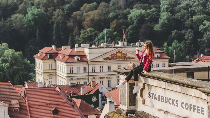 Фотопрогулка по Праге