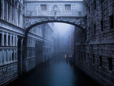 Квест для детей «Последам бандитов в Венеции»