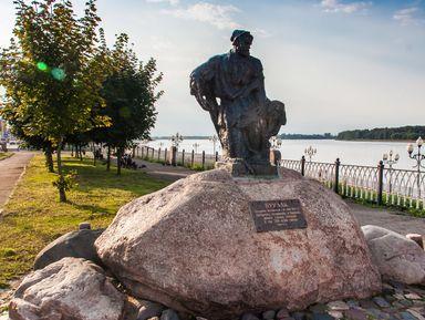 ИзЯрославля встолицу бурлаков— Рыбинск