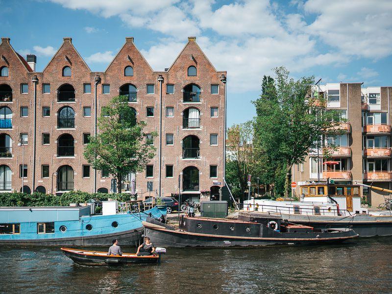 Главное вАмстердаме за2часа