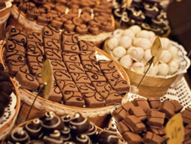 Шоколадно-мистический Киев