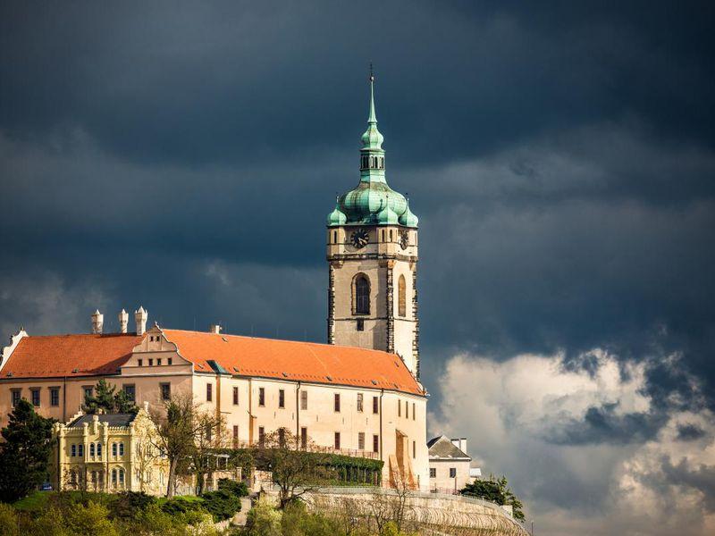 Экскурсия Мельник— замок вдовствующих королев
