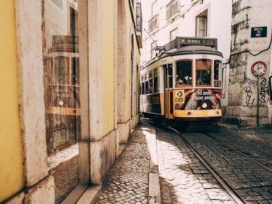 Экскурсия в Лиссабоне: Лиссабон по маршруту 28-го трамвая!