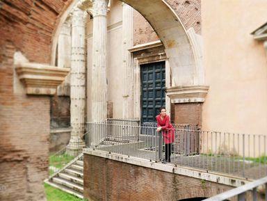 Фотопрогулка по античному Риму
