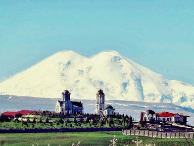 Христианские святыни Кавказа