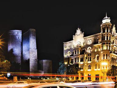 Экскурсия в Баку: Калейдоскоп вечернего Баку