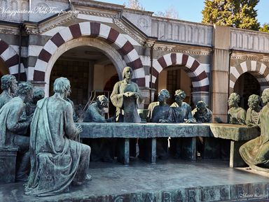 Миланское Mонументальное кладбище
